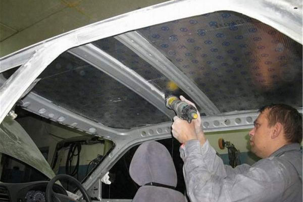 Ремонт кузова после ДТП
