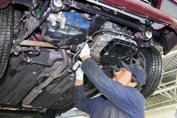 Обман с кузовным ремонтом
